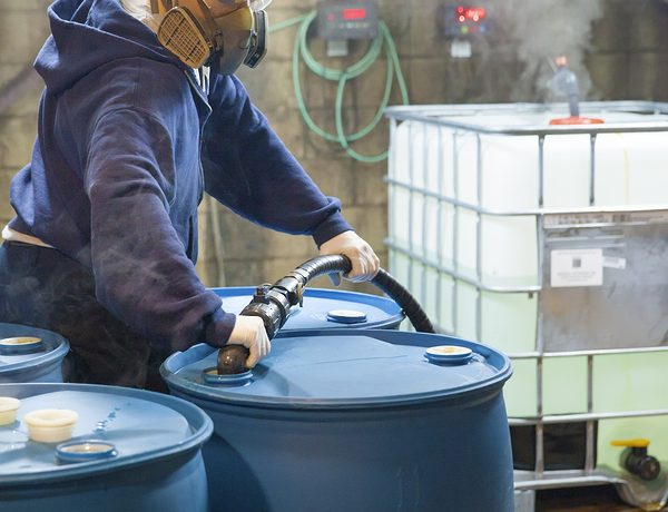 Preventing Overfills in Chemical Production: It's a Group Effort