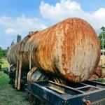 tank corrosion